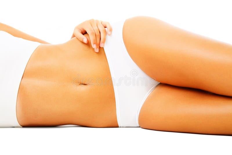 красивейшая женщина тела стоковые изображения rf
