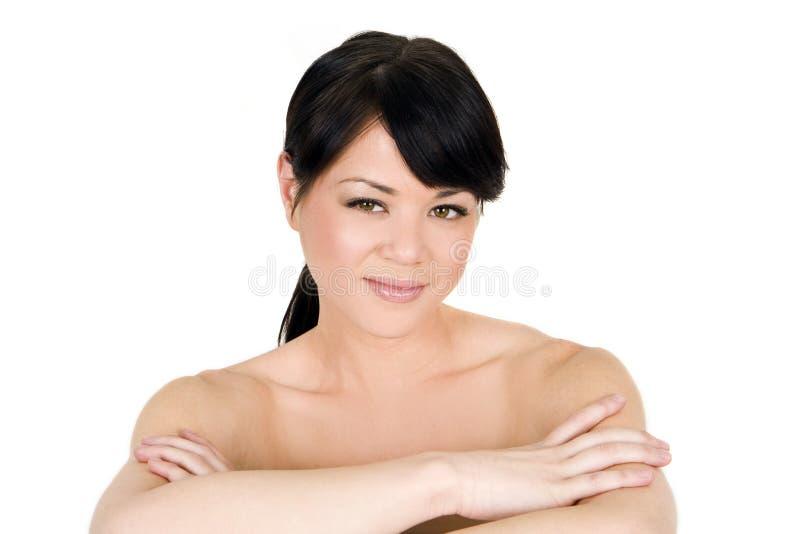 красивейшая женщина стоковая фотография