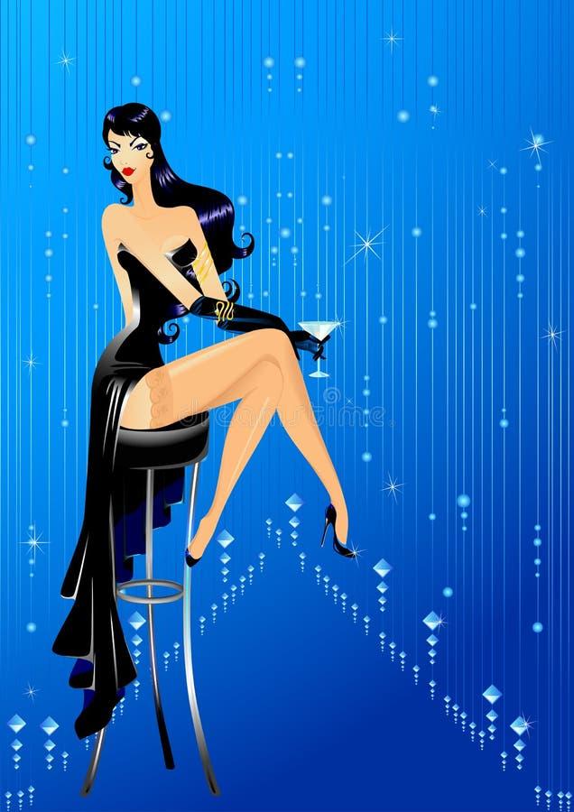 красивейшая женщина бесплатная иллюстрация
