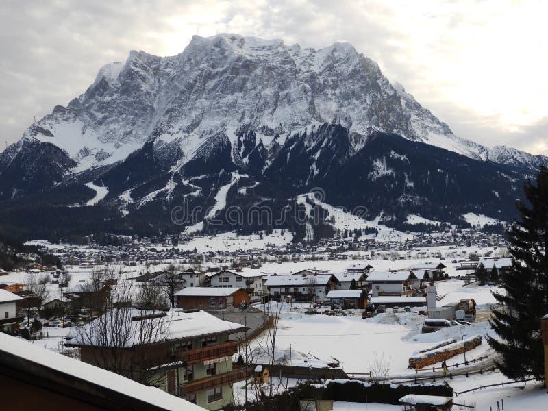 Красивейшая зима стоковое фото rf