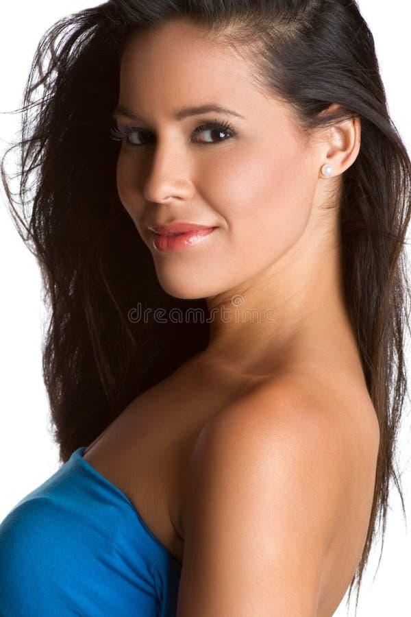 красивейшая испанская женщина стоковые изображения rf