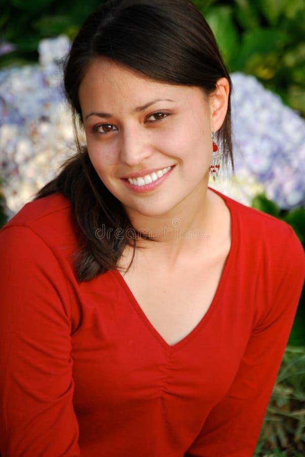 красивейшая испанская женщина стоковые фото