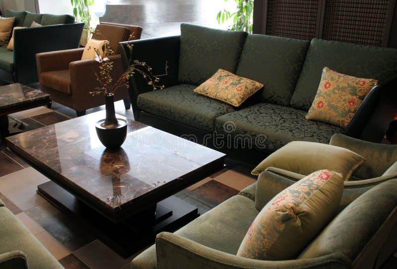 красивейшая мебель стоковое изображение