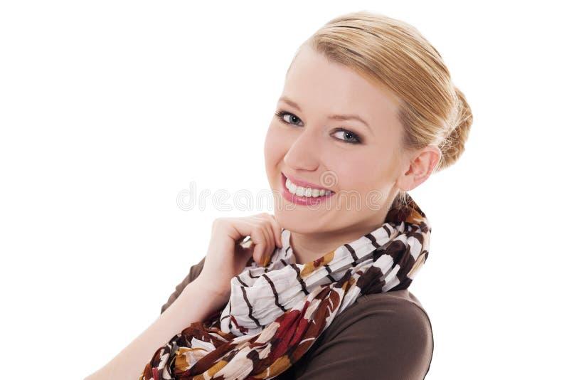 Красивейшая молодая женщина стоковые изображения rf