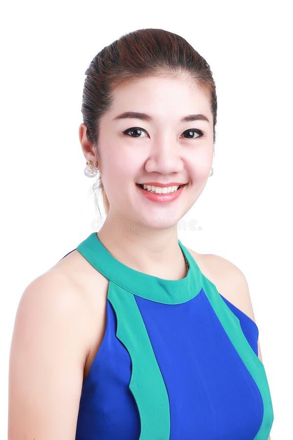 Красивейшая молодая азиатская женщина стоковые фотографии rf