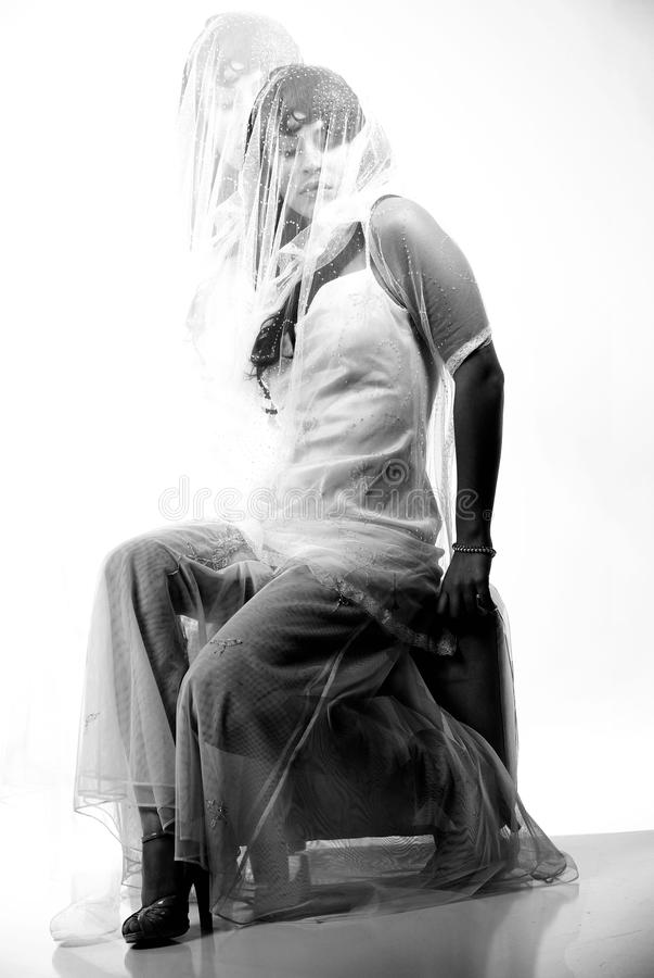 красивейшее модельное yound стоковое фото