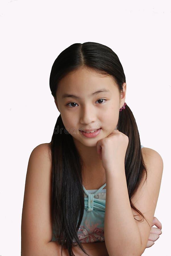 красивейшее yangxi девушки фарфора стоковая фотография rf