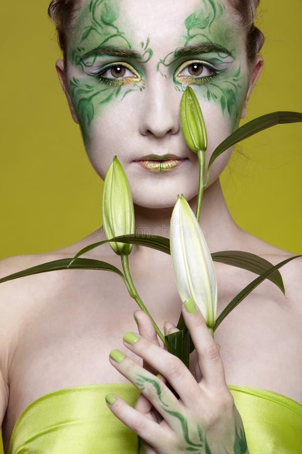 красивейше elven девушка стоковые фото