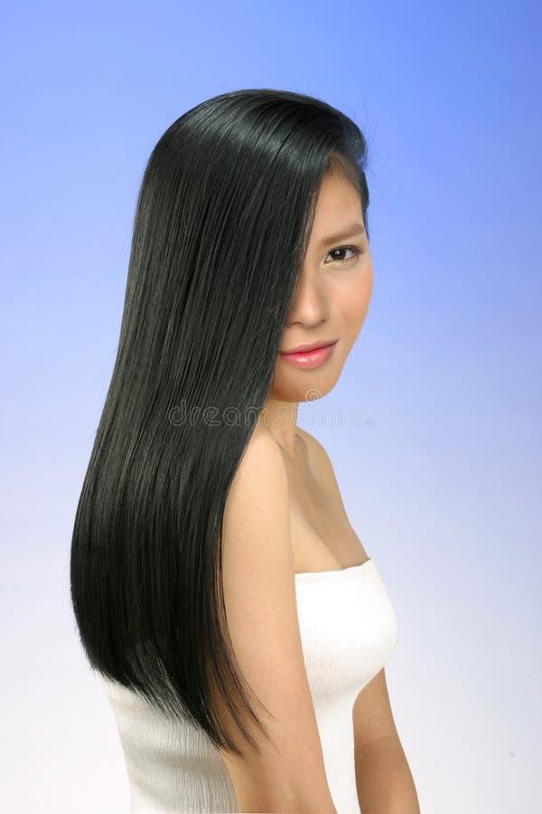 красивейшие волосы стоковые фотографии rf