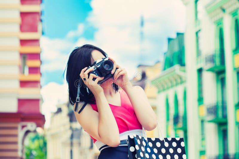красивейшие детеныши женщины стоковая фотография