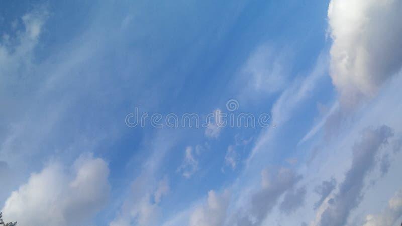 Красивейшие небеса стоковое фото rf