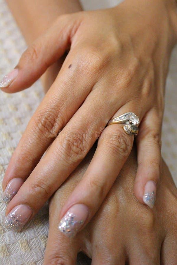 красивейшие руки стоковые изображения rf