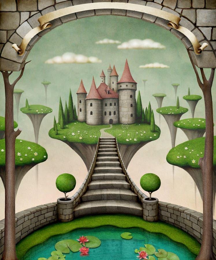 Замок сказки
