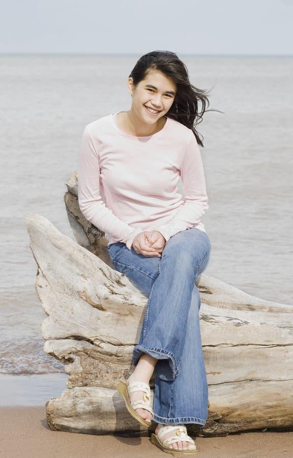 красивейший журнал озера предназначенный для подростков стоковые изображения rf
