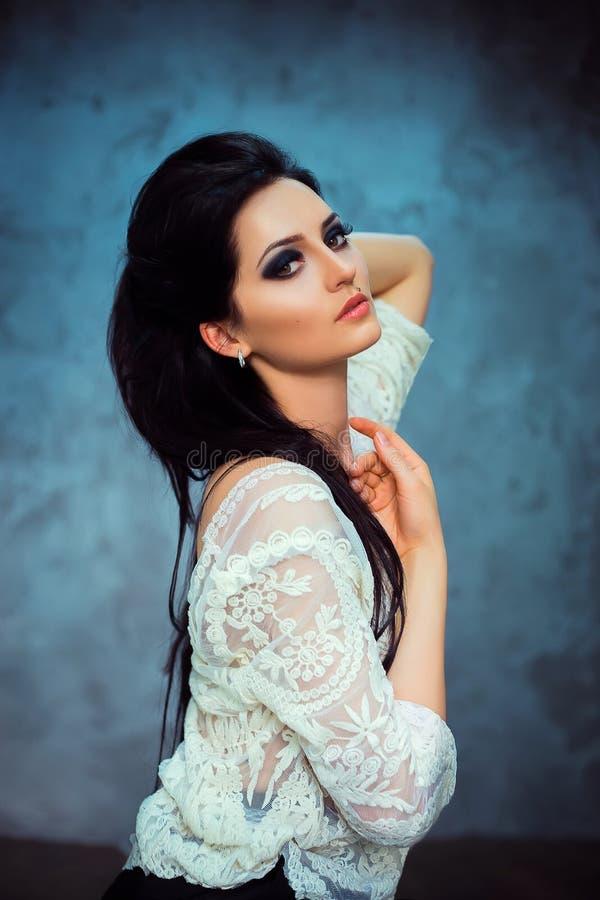 красивейший инец девушки стоковые фотографии rf