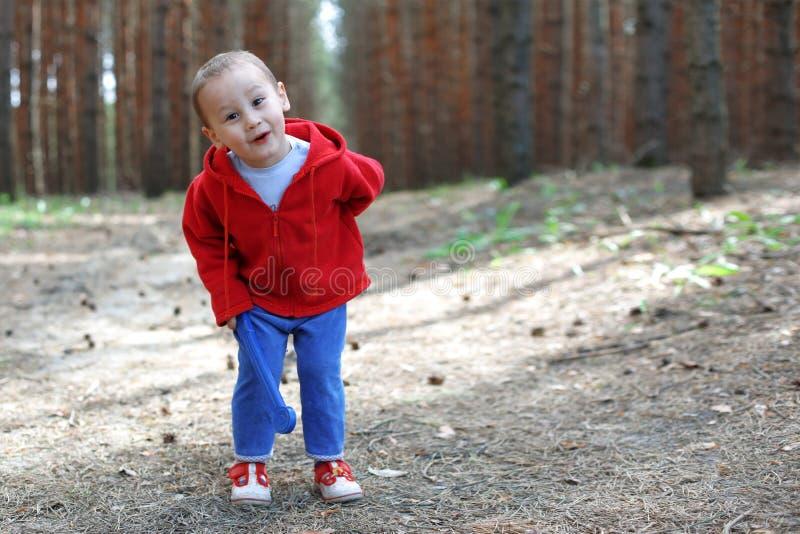 красивейший мальчик смешной стоковые фото