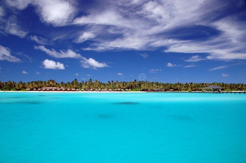 красивейший остров тропический стоковое фото rf