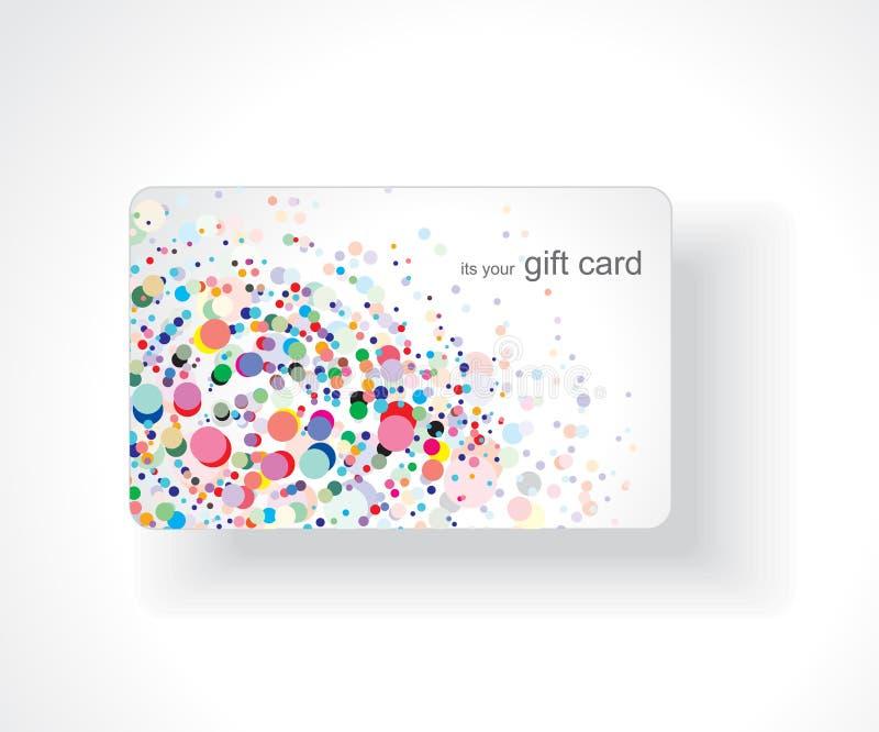 красивейший подарок карточки бесплатная иллюстрация