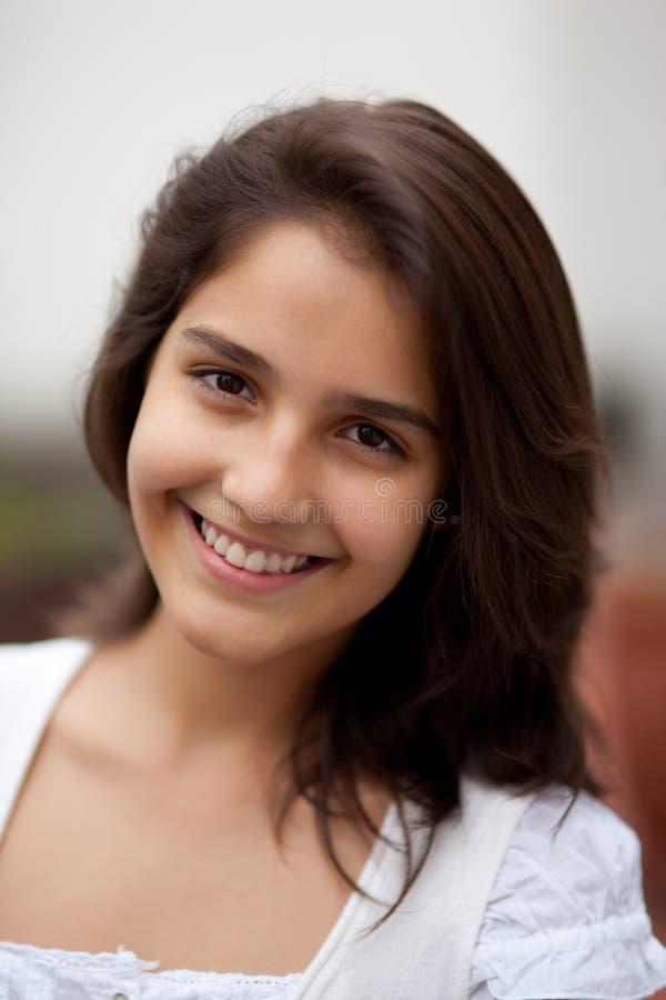 красивейший подросток стоковые фотографии rf