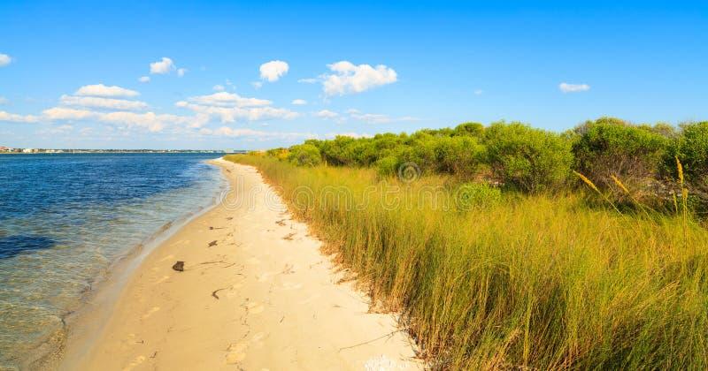 Красивейший пляж стоковое фото rf