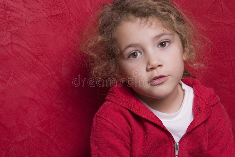 красивейший ребенок заботливый стоковая фотография rf