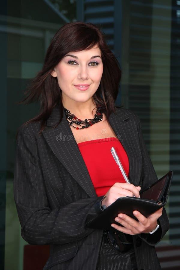 Download красивейший руководитель бизнеса Стоковое Фото - изображение насчитывающей привлекательностей, bonnet: 6869194