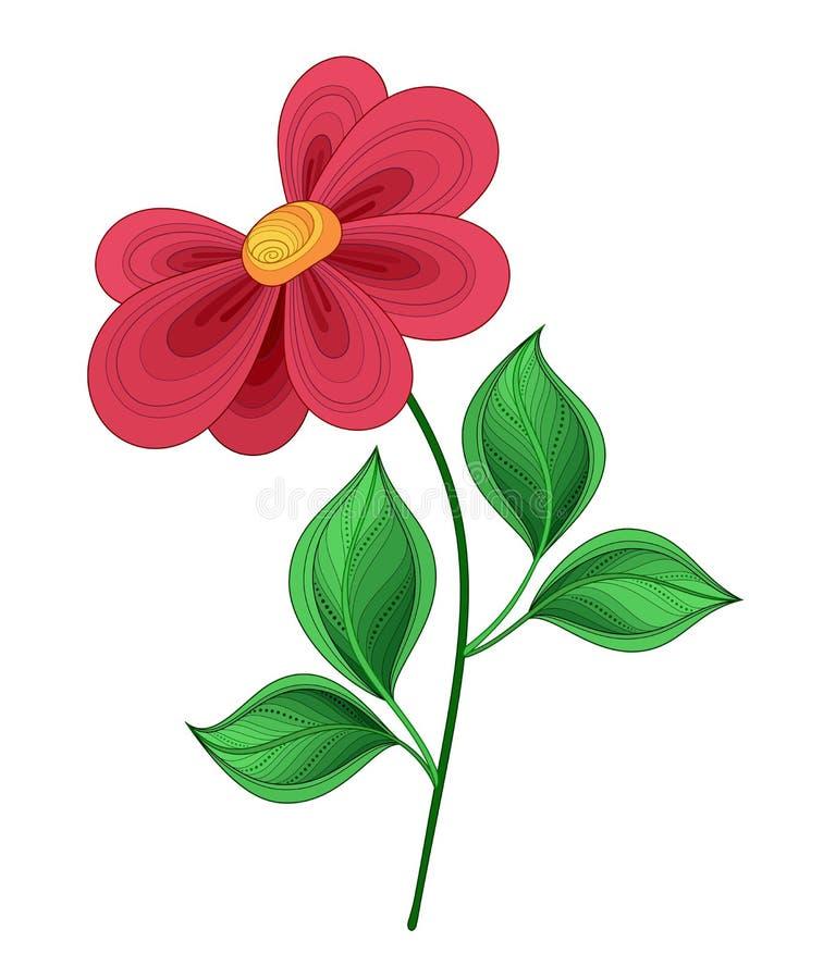 красивейший цветок бесплатная иллюстрация