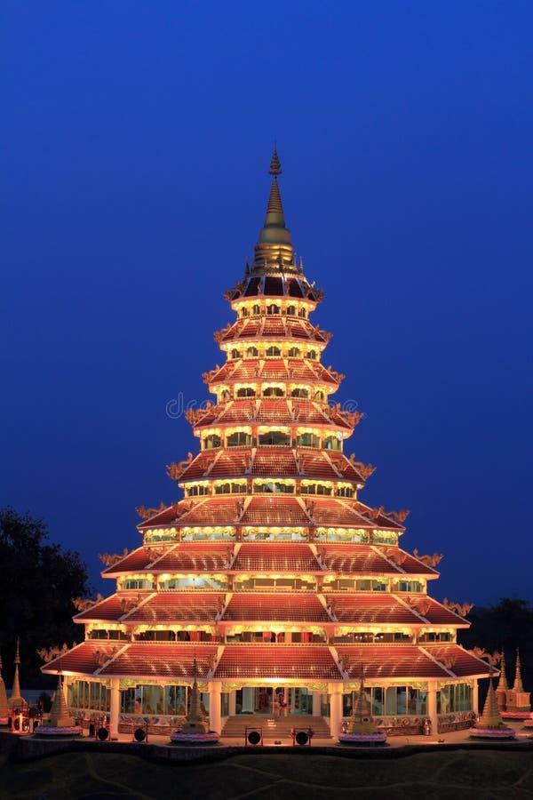 красивейший pagoda стоковые фото
