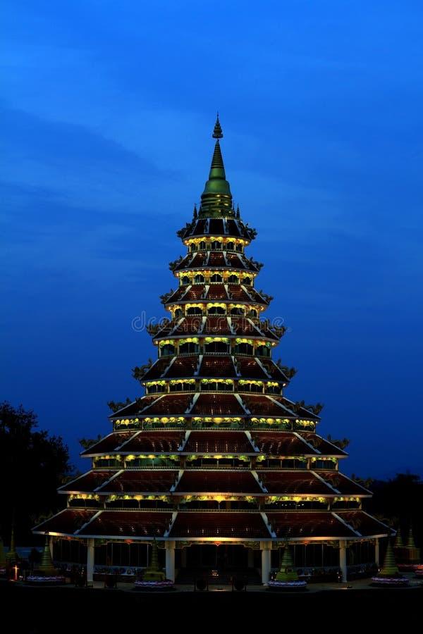 красивейший pagoda стоковая фотография