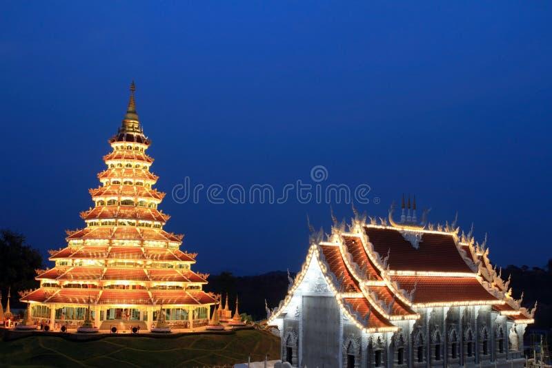 красивейший pagoda стоковое фото