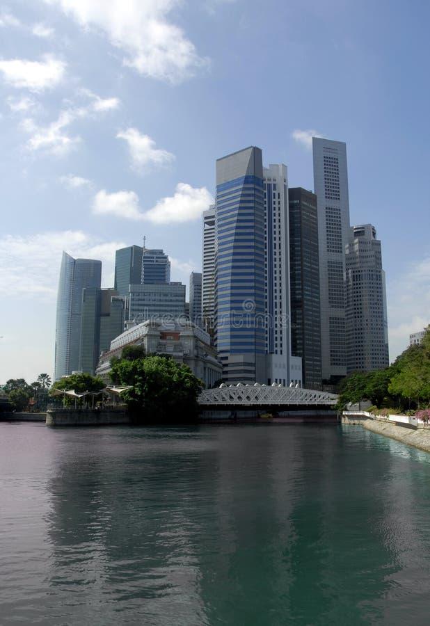 красивейший singapore стоковое фото