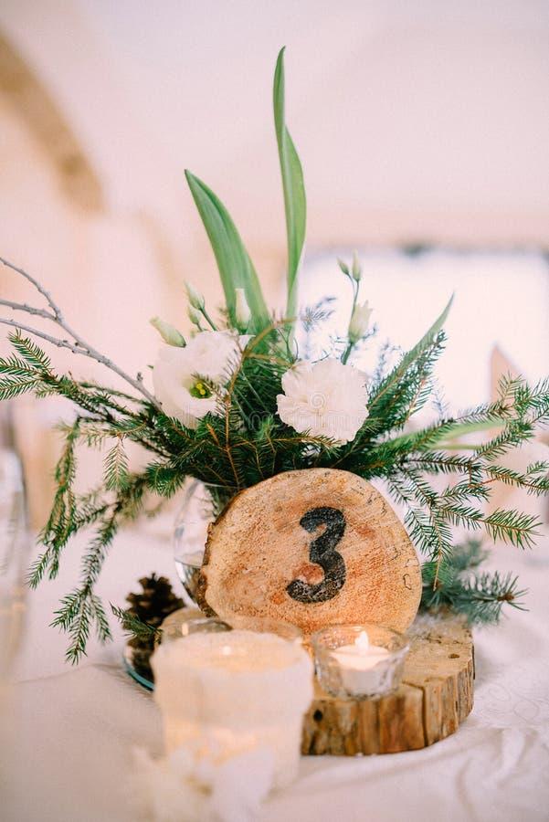 Красивое время свадьбы стоковая фотография
