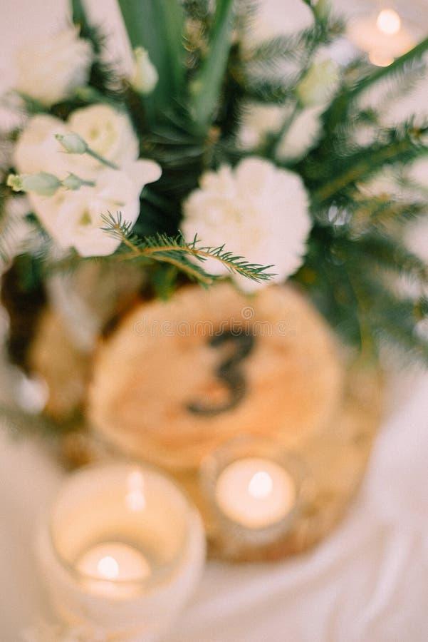 Красивое время свадьбы стоковое изображение
