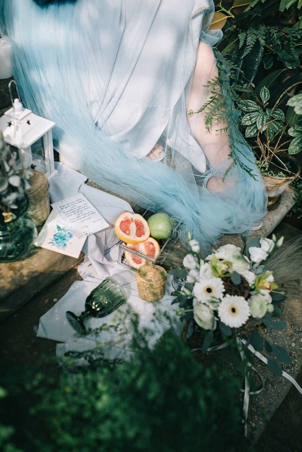 Красивое время свадьбы стоковые изображения