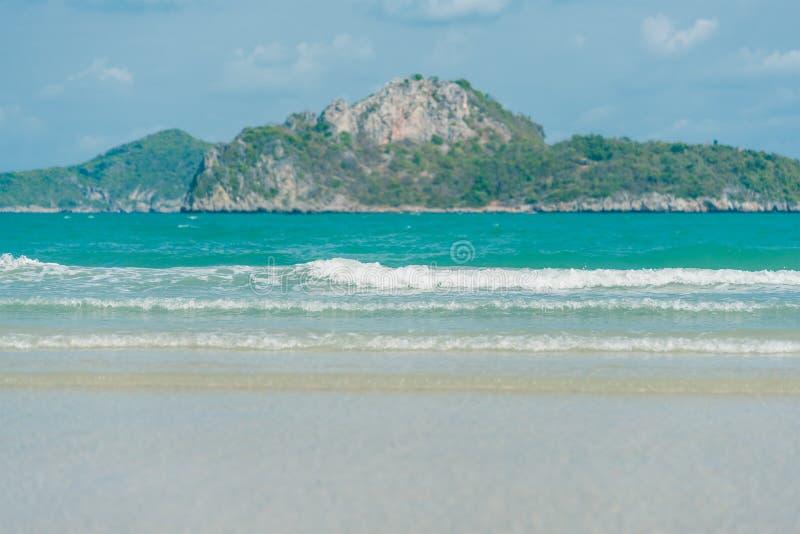 Красивое лето моря стоковые изображения