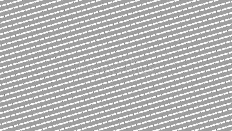 Красивое знамя обоев с, абстрактный дизайн, геометрические картины, небольшая текстура капсул, бацилл, строк, белых и серых стоковая фотография