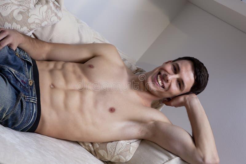 красивое мыжское сексуальное стоковые фото