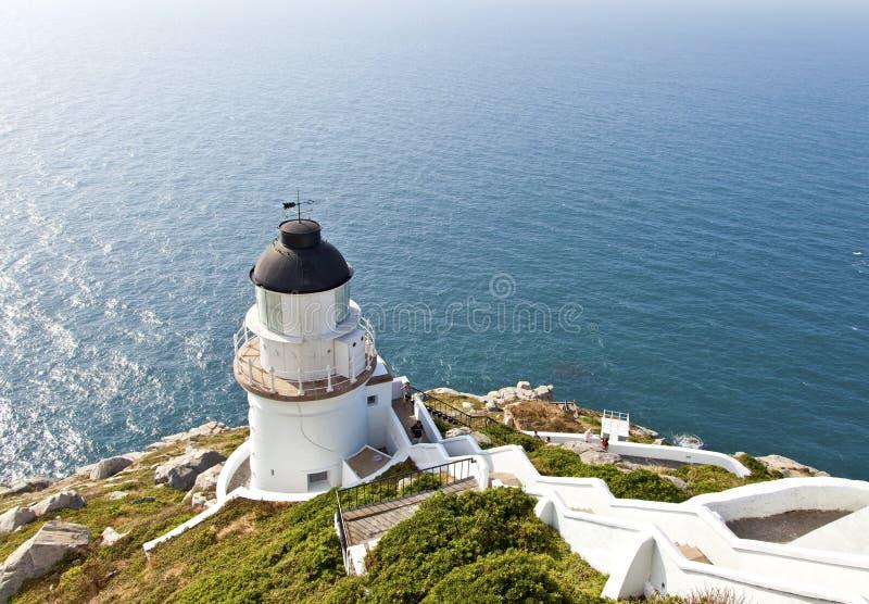 Красивое побережье Тайваня Matsu стоковая фотография