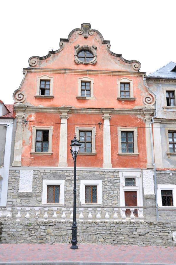 Красивое старое здание стоковая фотография rf