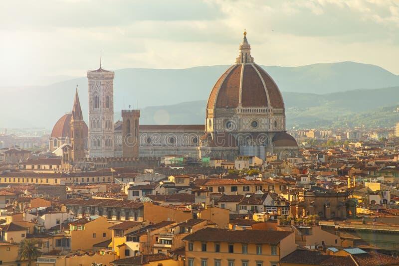 Красивое Флоренс стоковое фото rf