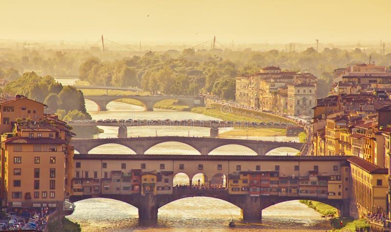 Красивое Флоренс стоковая фотография rf