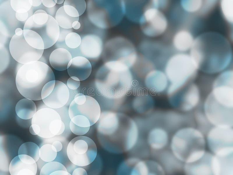 Красивые абстрактные обои Bokeh стоковое фото rf