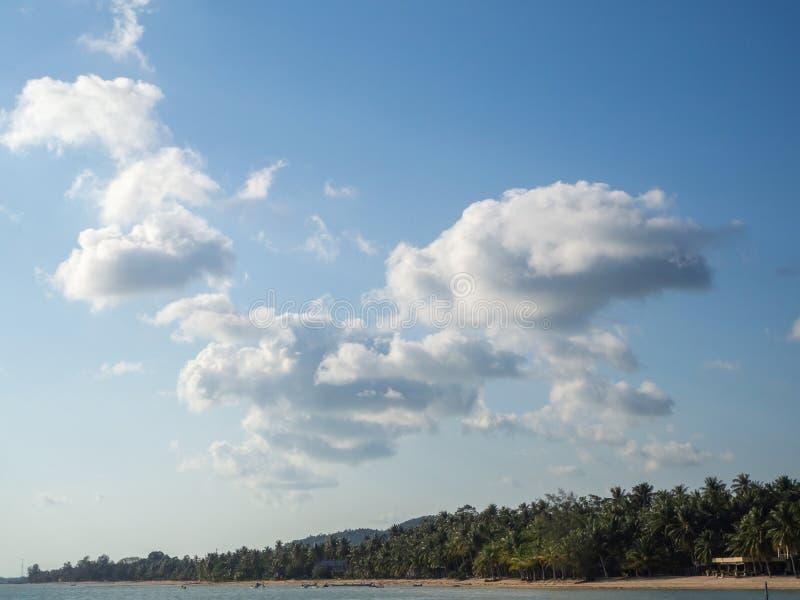 Красивые изображения на острове Phangan стоковые фото