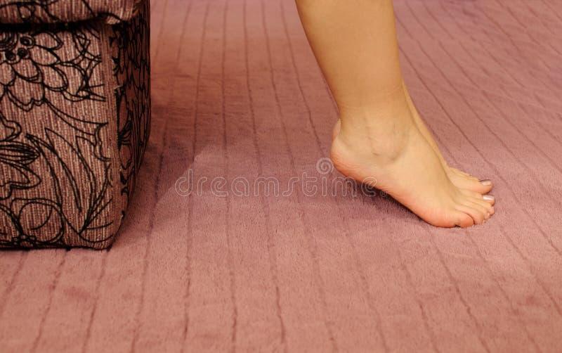 Красивые ноги стоковое фото rf