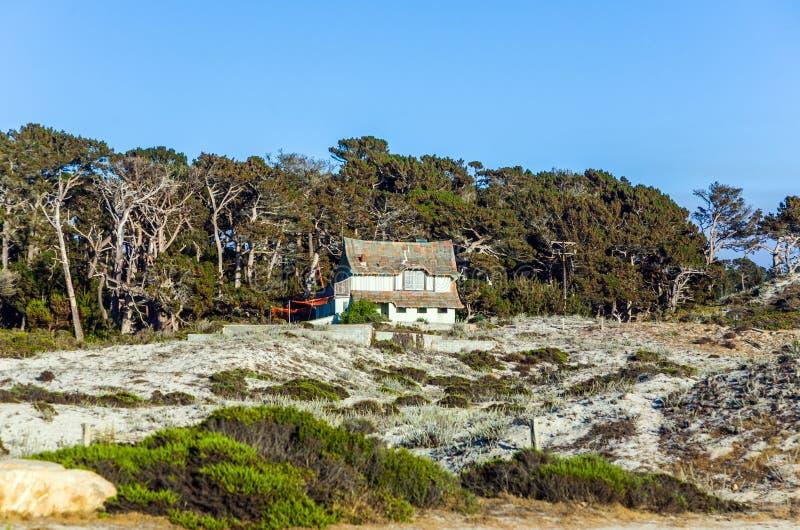 Красивые дома около Pfeiffer стоковые изображения rf
