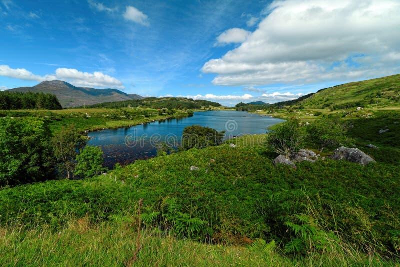 Красивые природа и ландшафты Ирландии стоковое фото