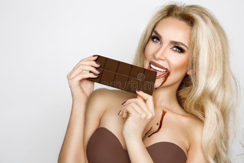 Сексуальные шоколадки 2