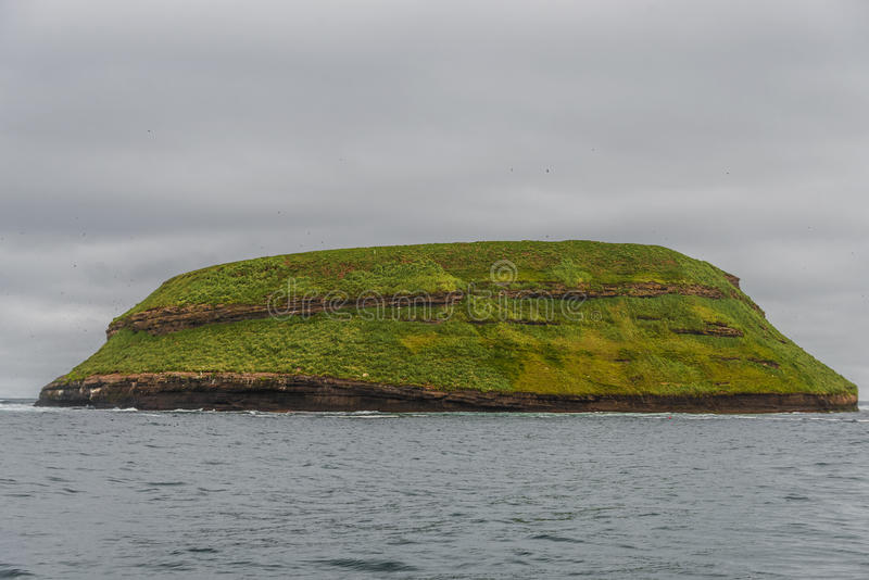 Красивые Фарерские острова, временя стоковая фотография