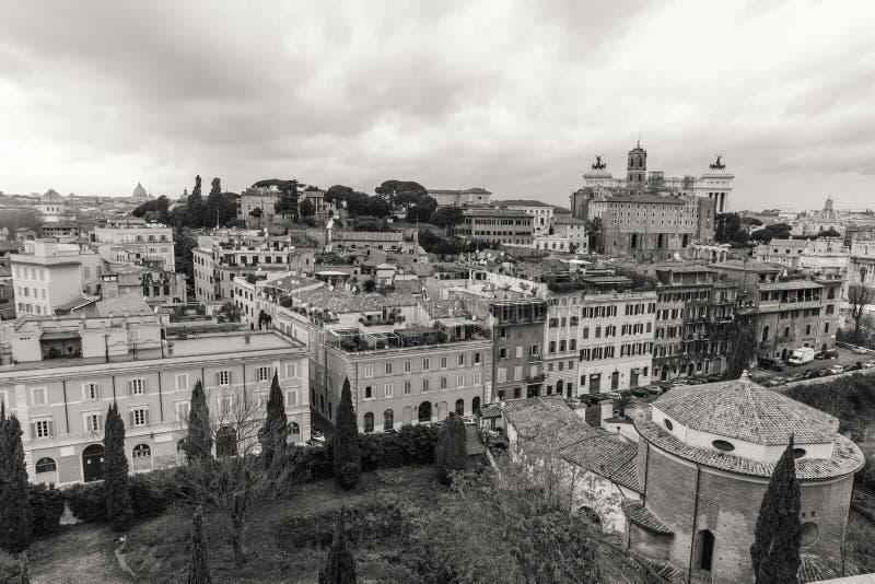 Красивые фото старого Рима стоковые изображения