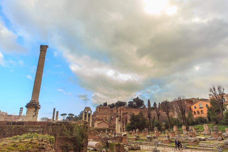 Красивые фото старого Рима стоковые фото